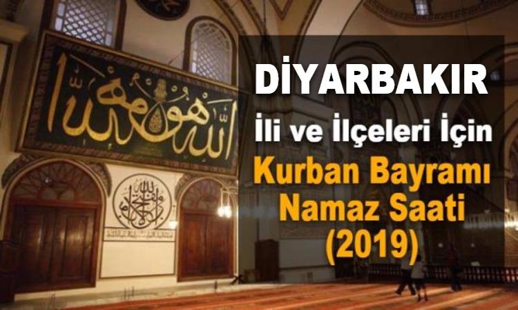 Kamuexpress Com Diyarbakir Ili Icin Kurban Bayrami Namaz
